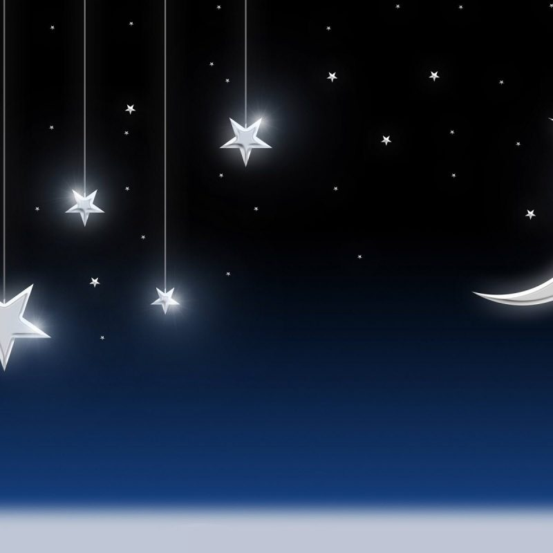 10 Top Stars And Moons Backgrounds FULL HD 1080p For PC Desktop 2018 free download wallpapers of stars and moon 74 images 2 800x800