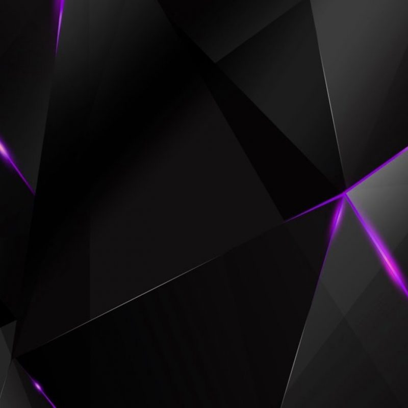 10 Top Black And Purple Wallpaper FULL HD 1920×1080 For PC Background 2018 free download wallpapers purple abstract polygons black bgkaminohunter on 1 800x800