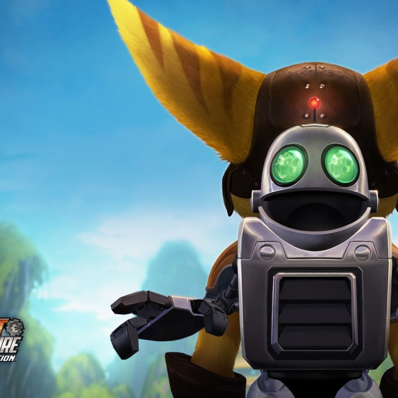 10 Most Popular Ratchet And Clank Wallpaper FULL HD 1080p For PC Background 2021 free download wallpapers ratchet clank operation destruction ps3 ratchet 3 800x800