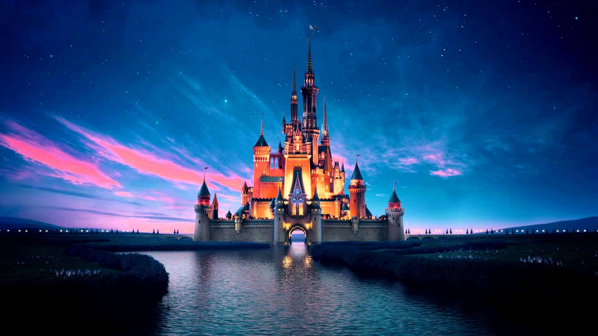 walt disney studios: the castle - logo (2012) | hd 1080p - youtube