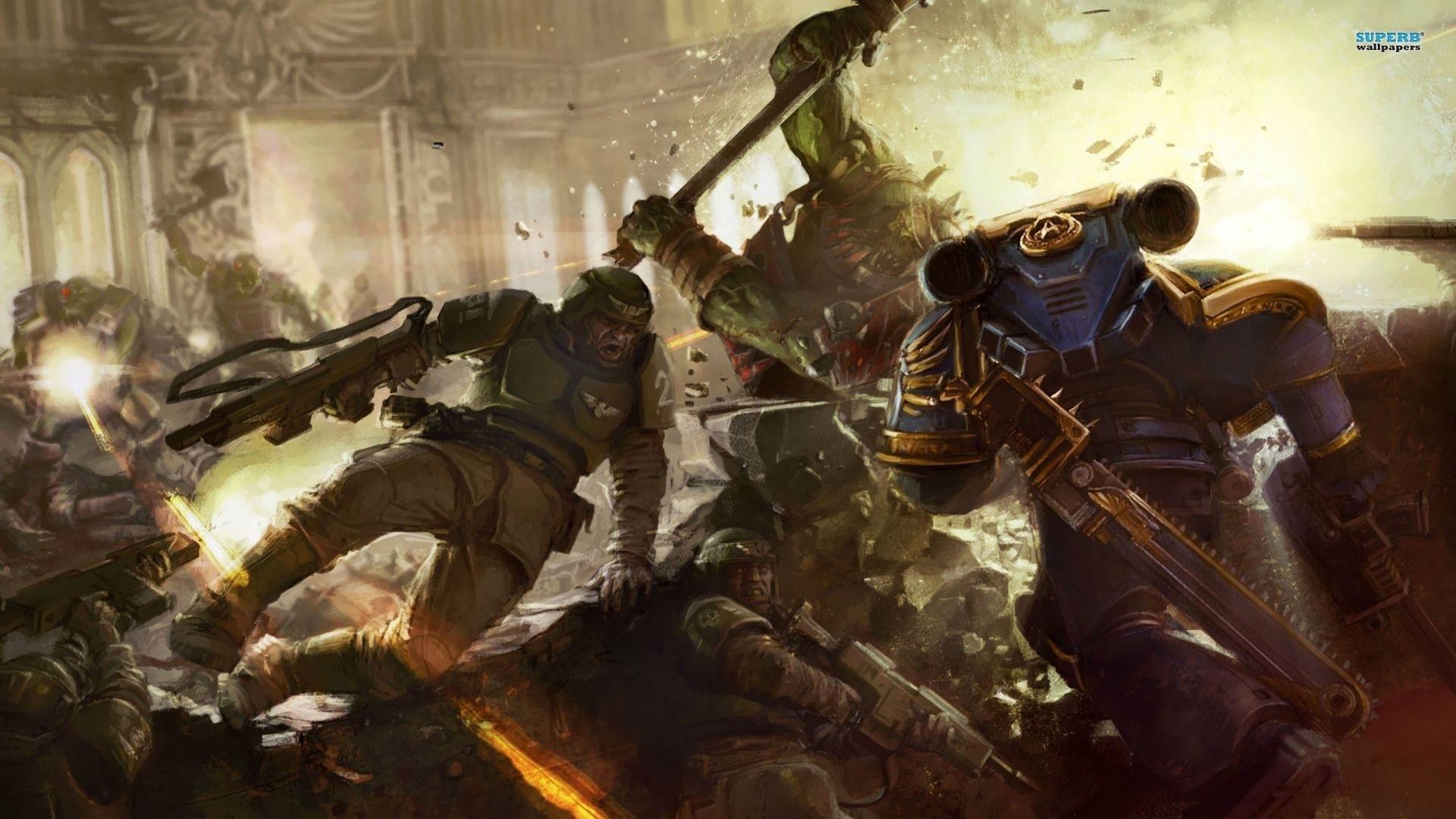 best warhammer 40k pc games