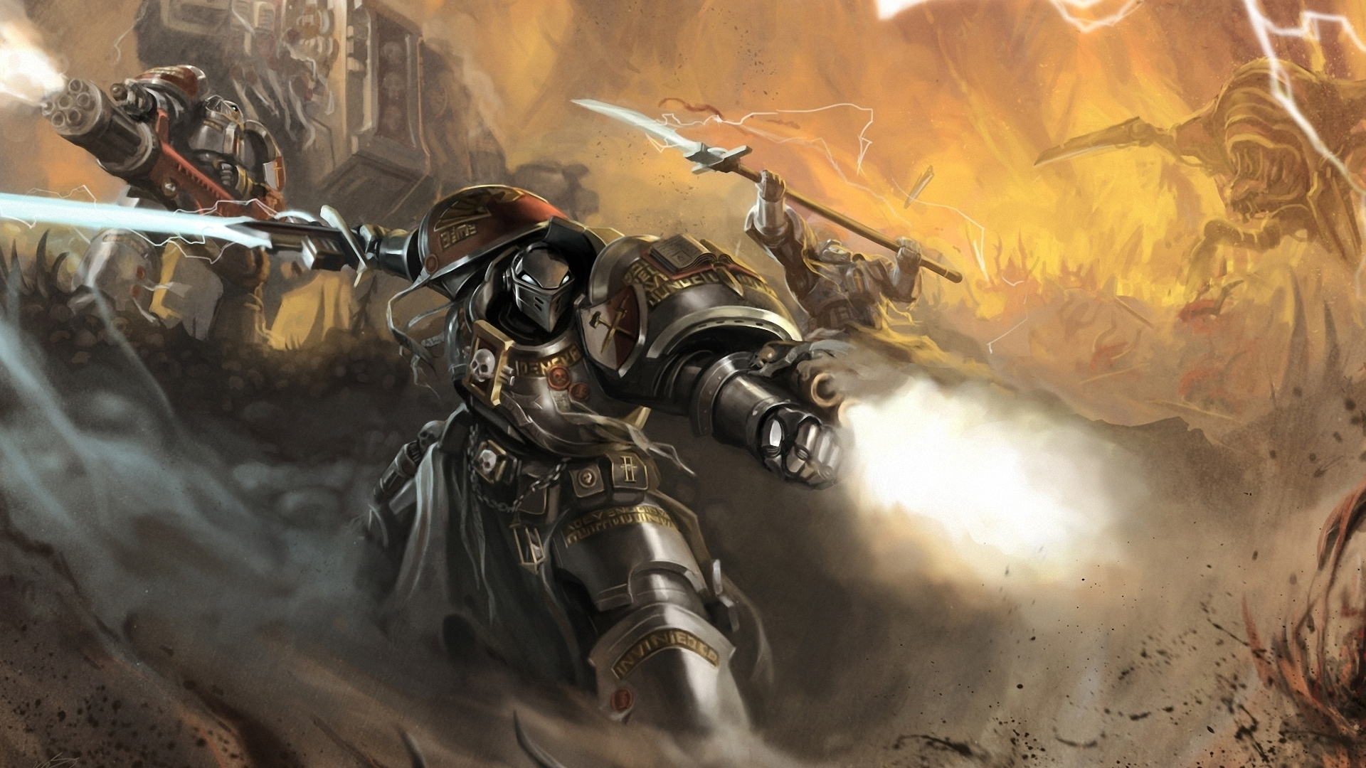 warhammer k wallpapers wallpaper | w40k | pinterest