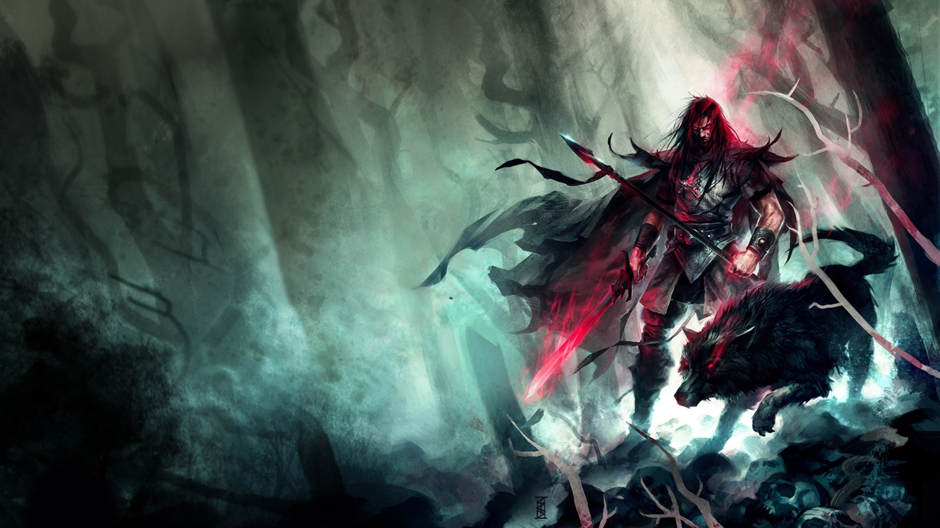 warrior full hd wallpaper and background image | 1920x1080 | id:182624
