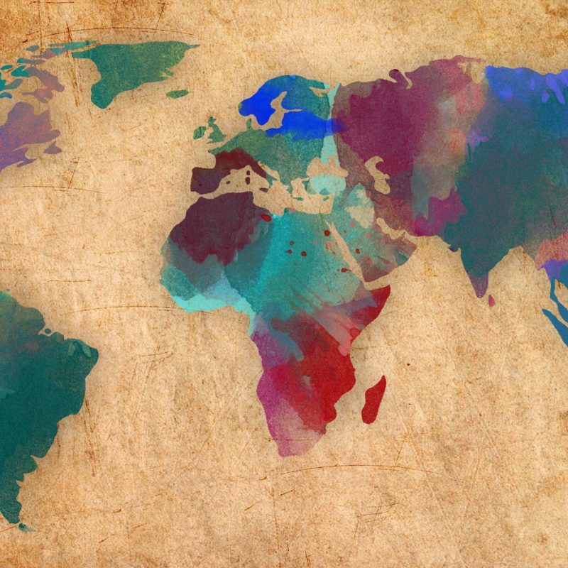 10 Best World Map Laptop Wallpaper FULL HD 1920×1080 For PC Background 2020 free download water color world map hd desktop wallpaper instagram photo 800x800