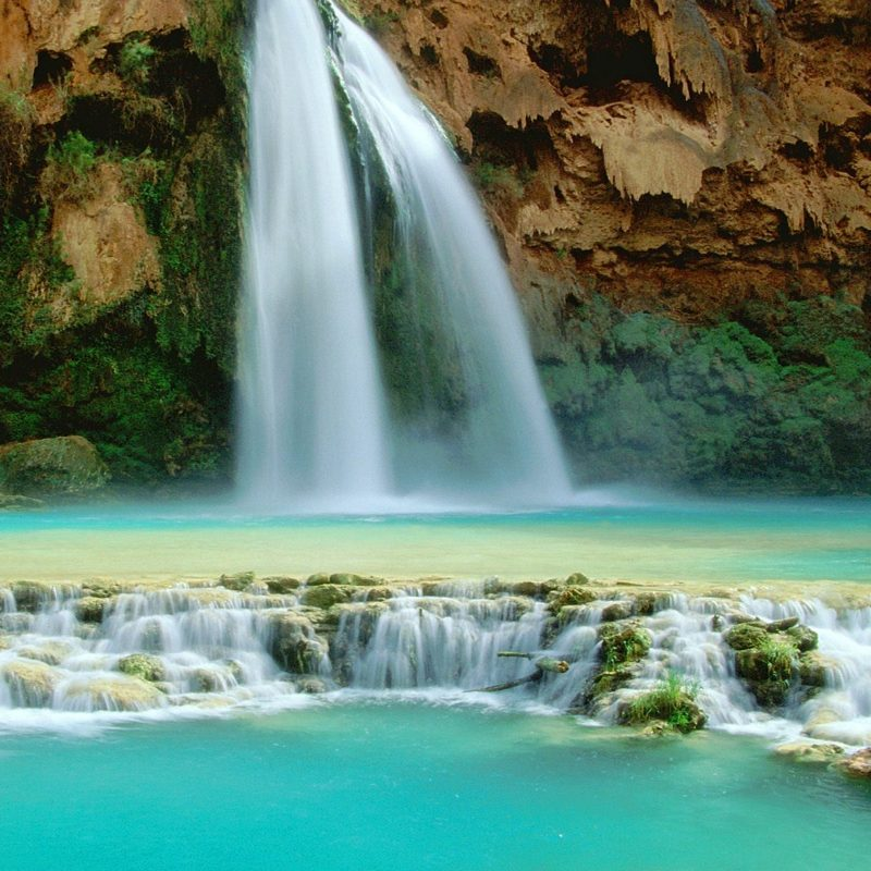 10 Top Water Fall Desktop Wallpaper FULL HD 1920×1080 For PC Desktop 2021 free download waterfall in arizona havasu falls desktop wallpaper hd 2560x1600 800x800
