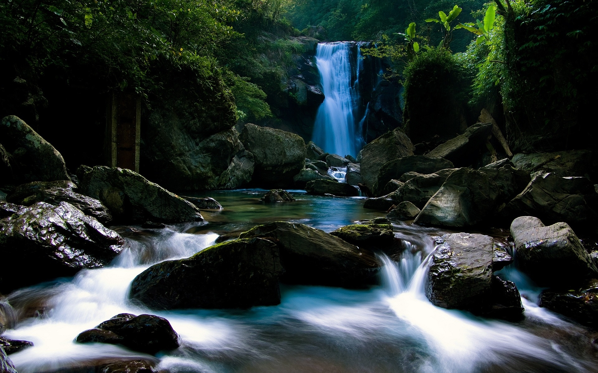 waterfall wallpaper wallpapers for free download about (3,013