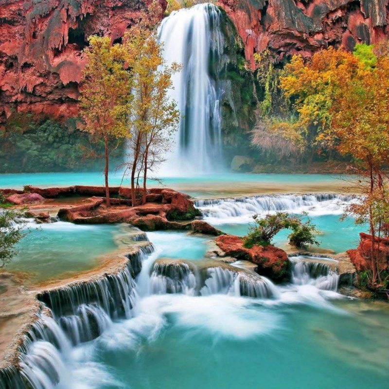 10 Latest Water Fall Wall Paper FULL HD 1080p For PC Background 2020 free download waterfall wallpapers wallpaper cave 800x800