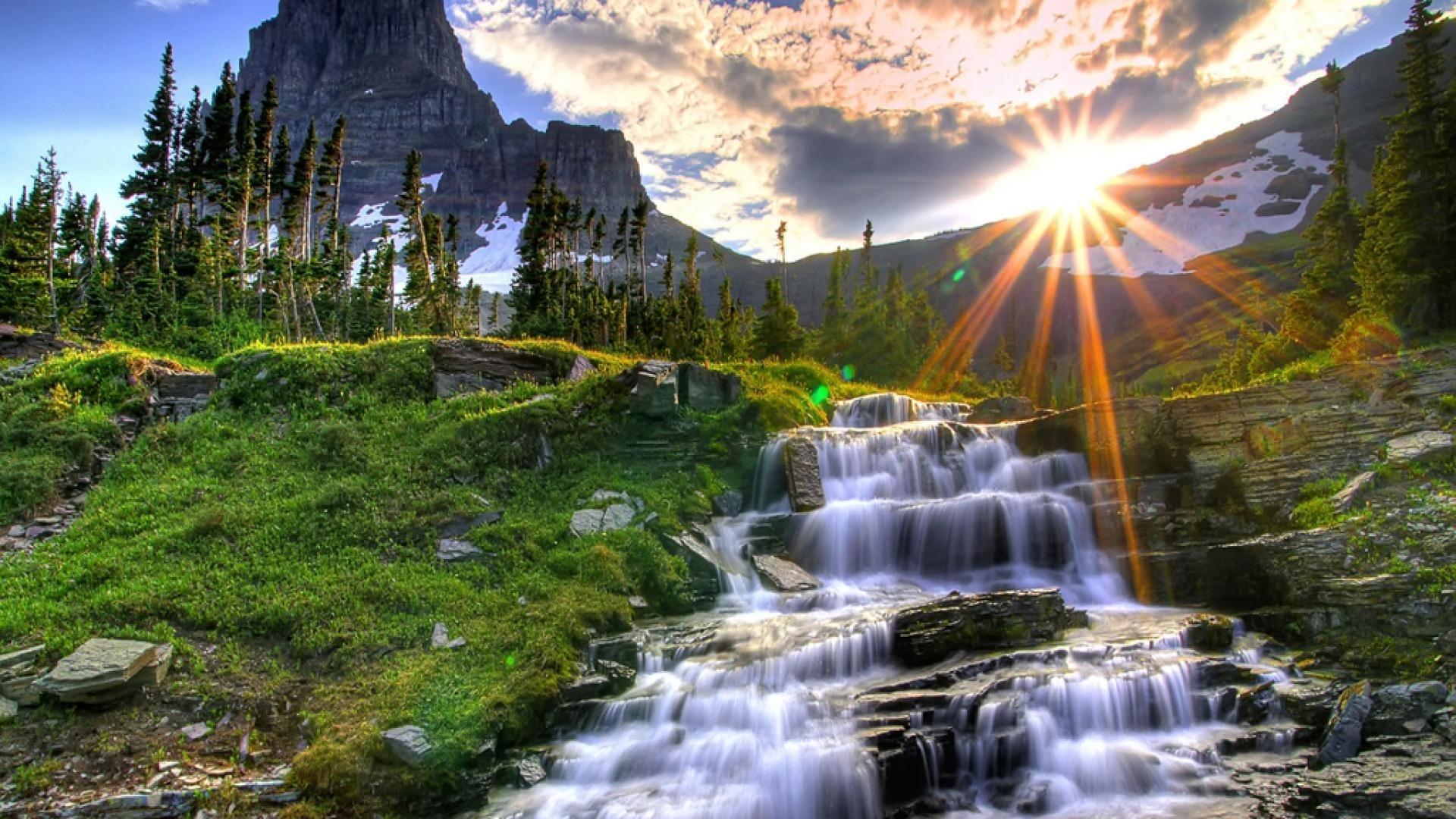 10 most popular waterfall wallpaper hd 1080p full hd 1920×1080 for
