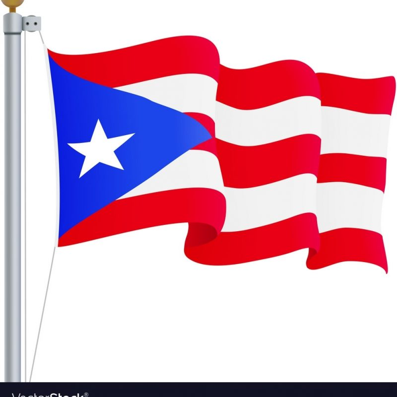 10 Top Pics Of Puerto Rico Flag FULL HD 1080p For PC Desktop 2018 free download waving puerto rico flag isolated on a white vector image 800x800