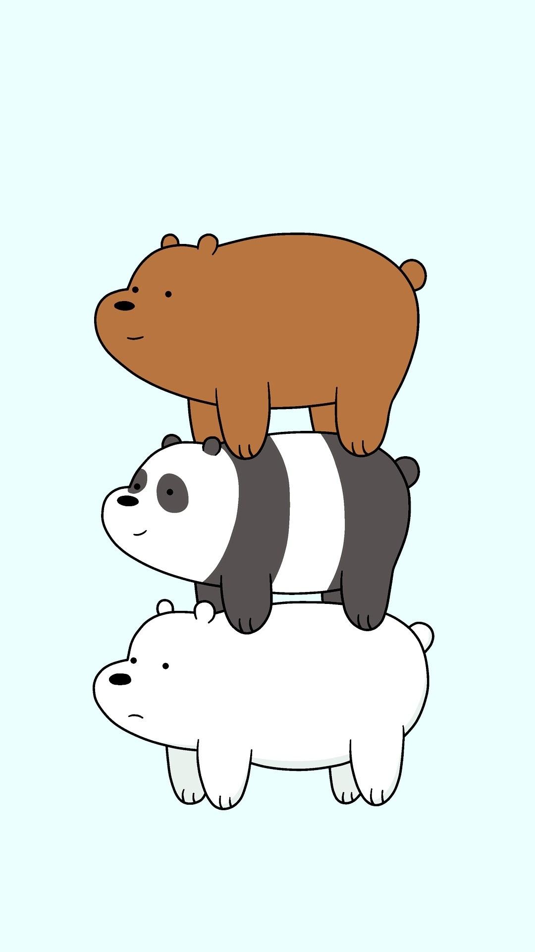 10 Top We Bare Bears Wallpaper FULL HD 1920×1080 For PC ...