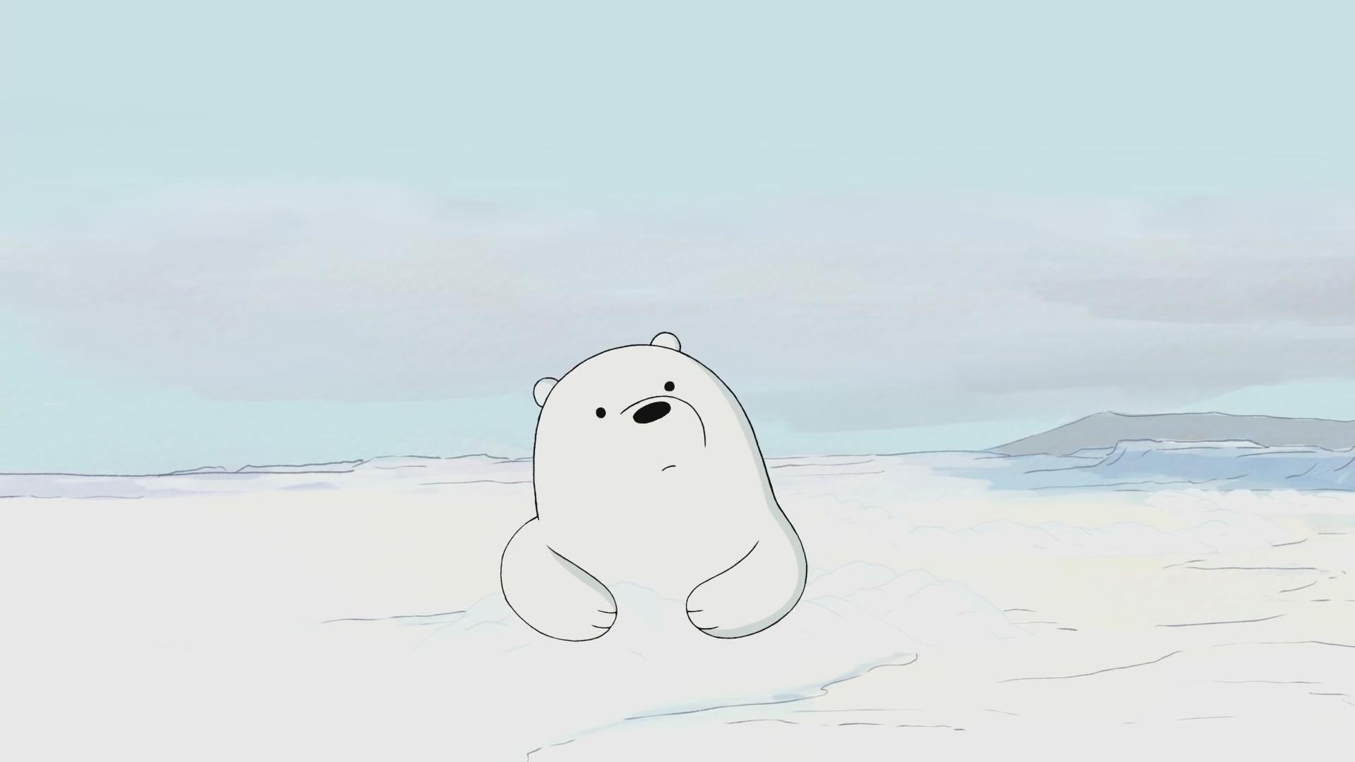 10 Top Ice Bear We Bare Bears Wallpaper Full Hd 1080p For Pc