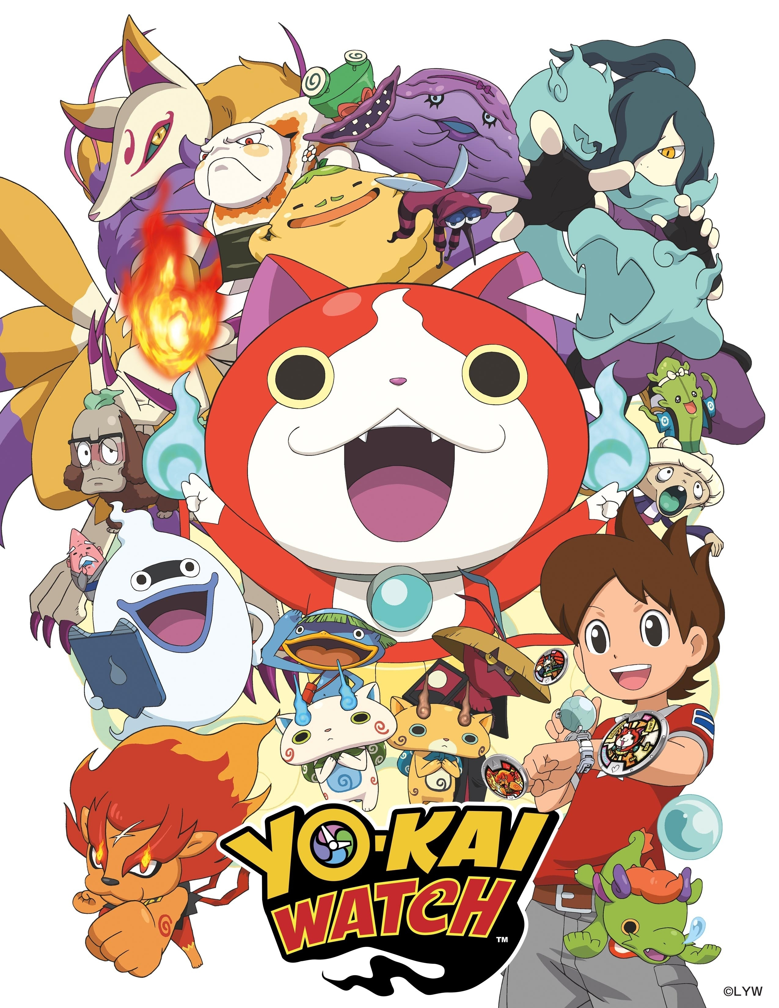 what christians need to know about yo-kai watch. - geeks under grace