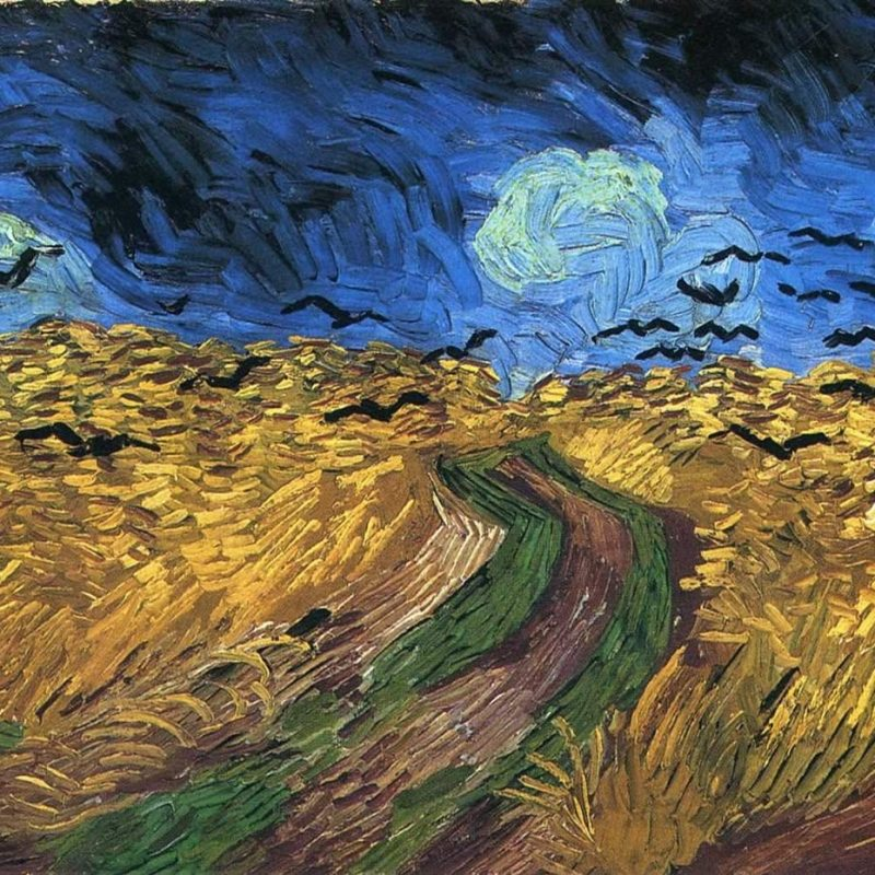 10 Latest Van Gogh Painting Wallpaper FULL HD 1080p For PC Background 2020 free download wheatfield with crows vincent van gogh wallpaper image 800x800