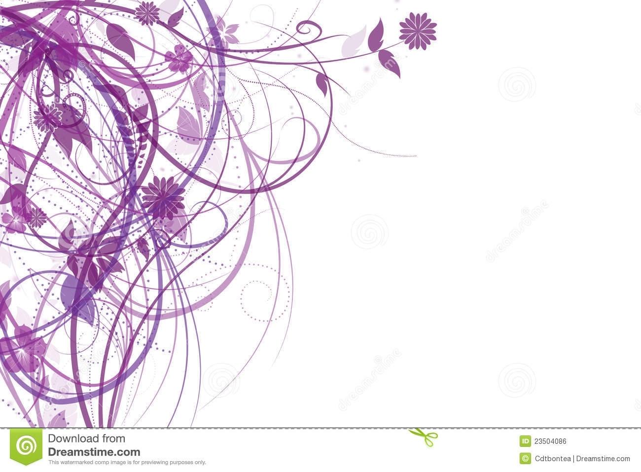 white background purple flower stock illustration - illustration of