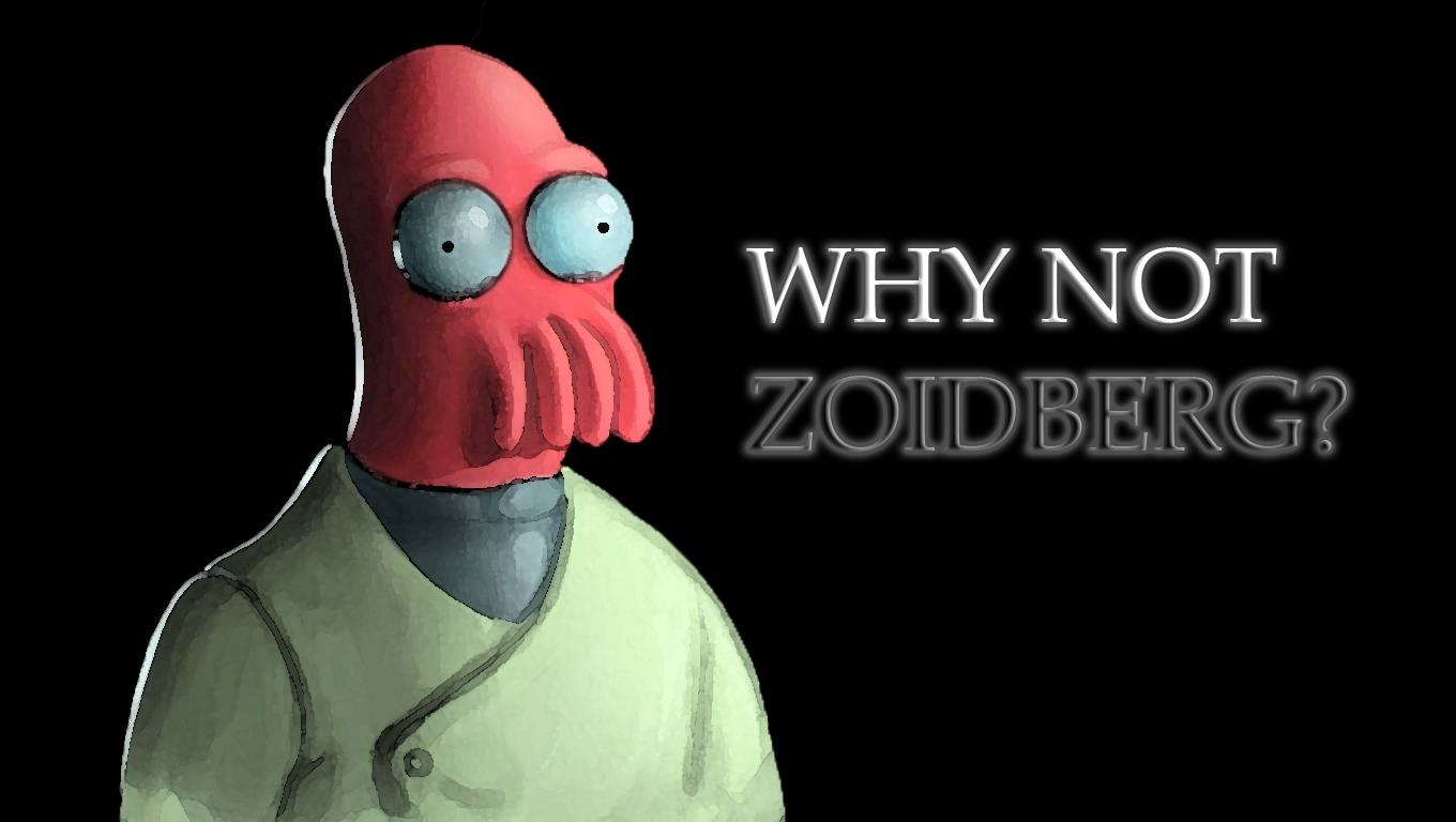 why not zoidberg wallpaper | 1360x768 | id:25402 - wallpapervortex