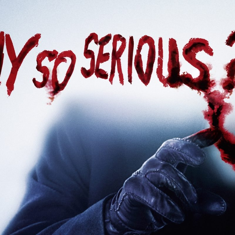 10 Latest Why So Serious Wallpapers FULL HD 1920×1080 For PC Desktop 2020 free download why so serious wallpapers images photos pictures backgrounds 800x800