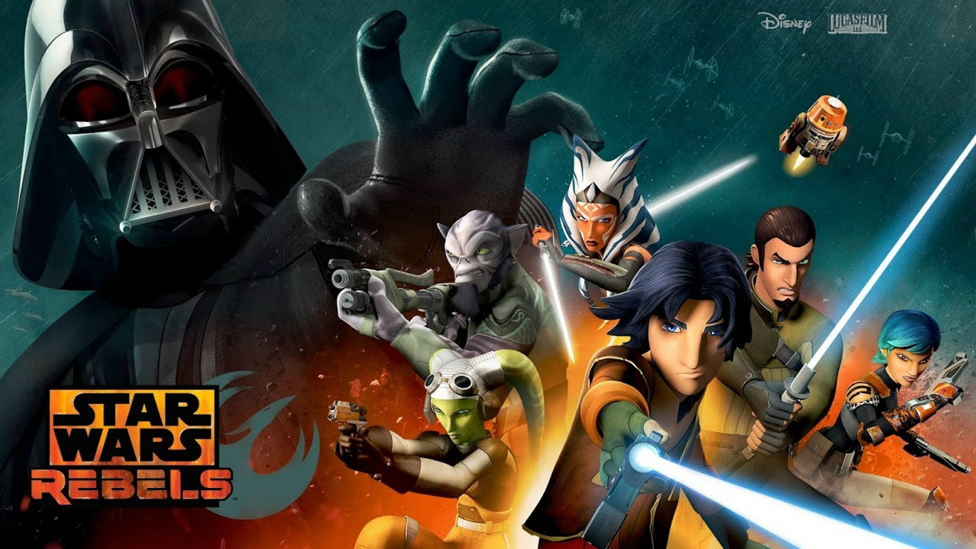 why you should watch star wars rebels season 2 - gamespot