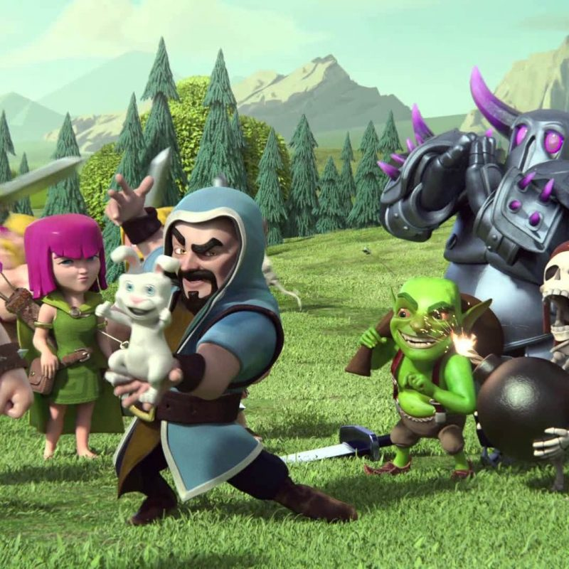 10 Most Popular Cool Clash Of Clan Wallpapers FULL HD 1920×1080 For PC Background 2018 free download widescreen clash of clans hd full pictures on wallpaper cartoon coc 800x800