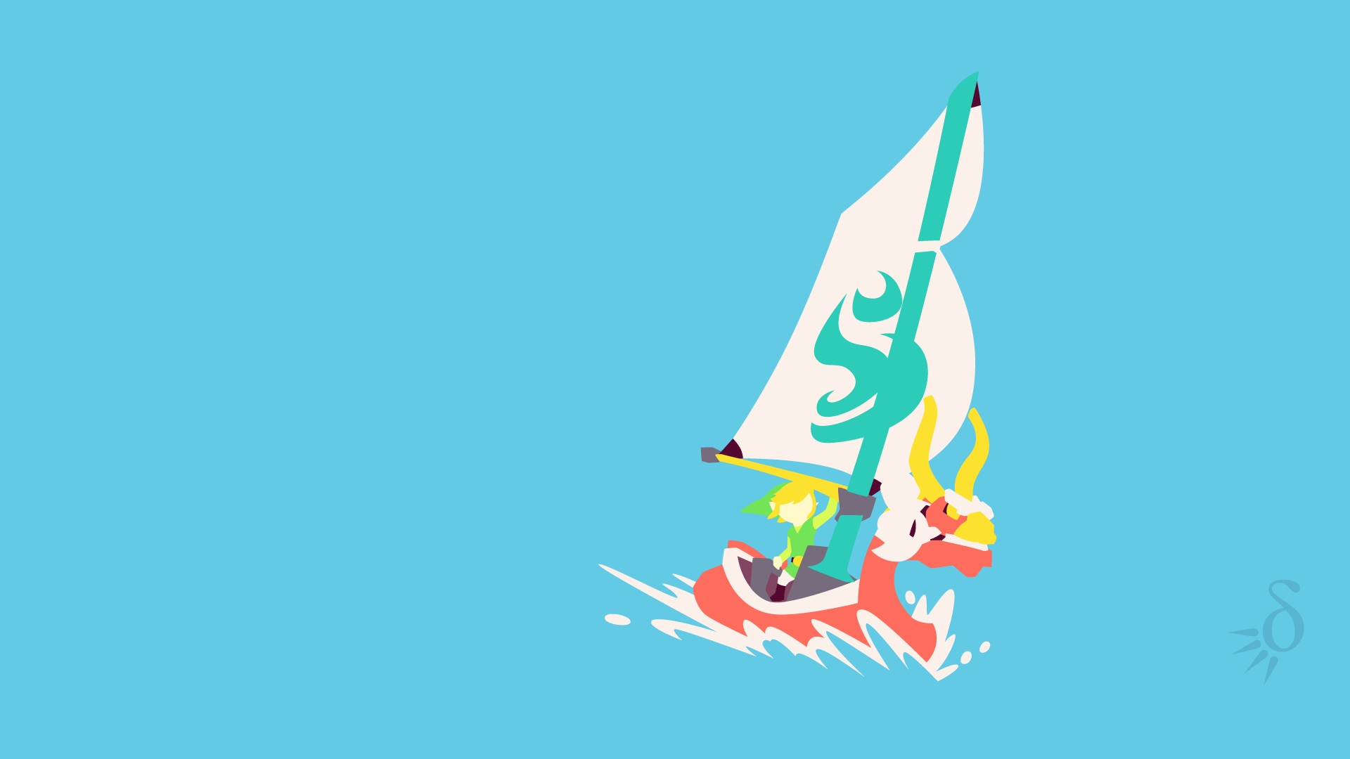 wind waker desktop background | background check all