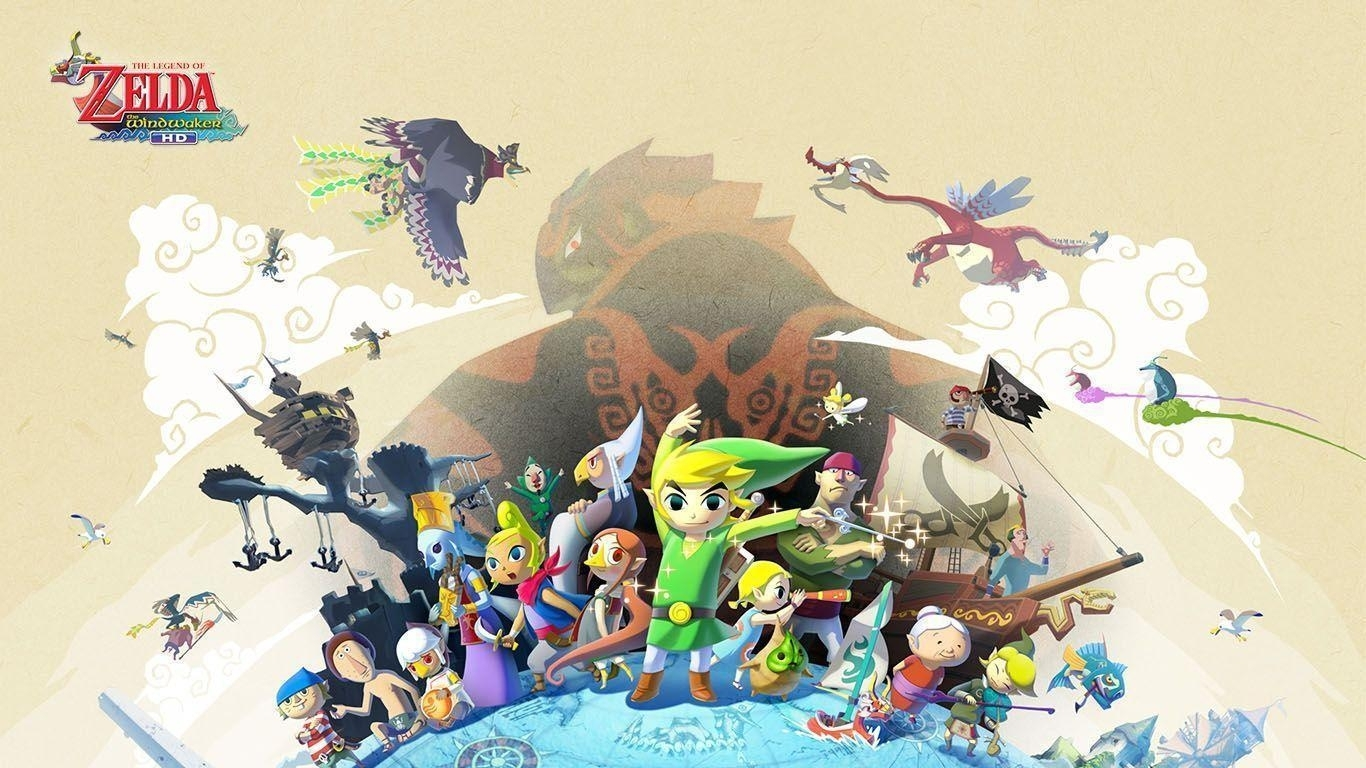 wind waker wallpapers - wallpaper cave