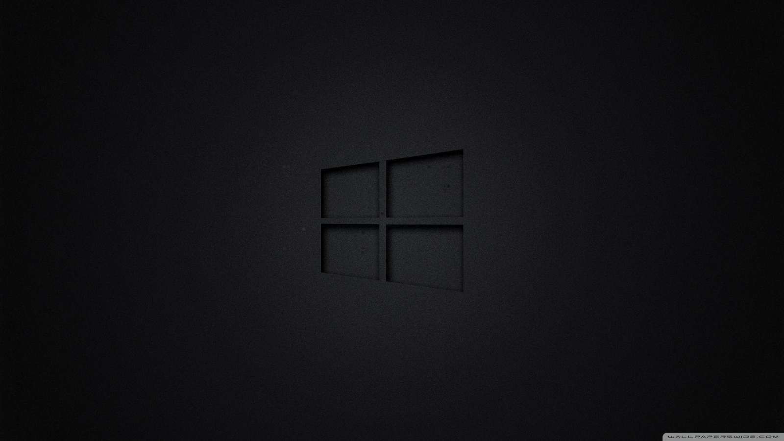 windows 10 black ❤ 4k hd desktop wallpaper for 4k ultra hd tv