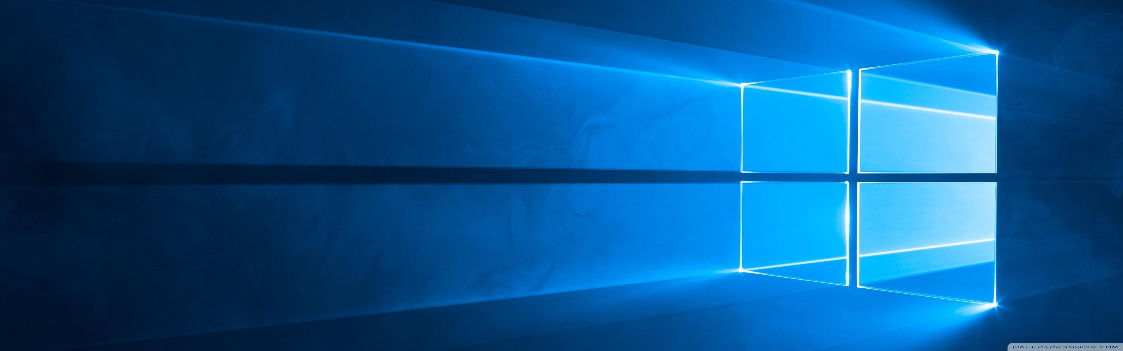 windows 10 hero 4k ❤ 4k hd desktop wallpaper for • wide & ultra