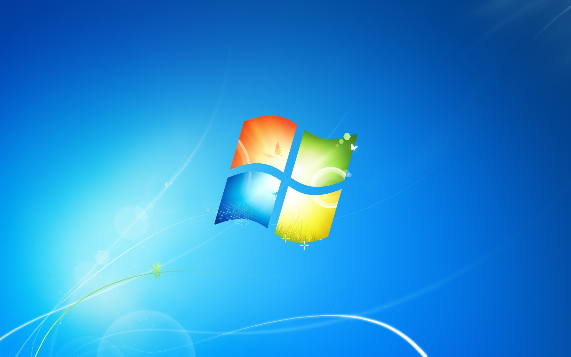 windows 7 default wallpapers - os wallpapers
