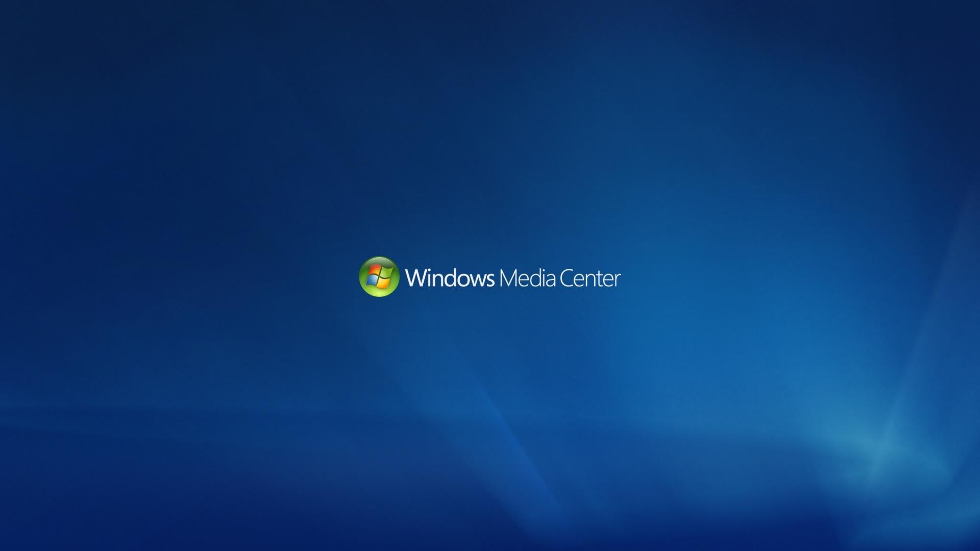 windows media center - walldevil