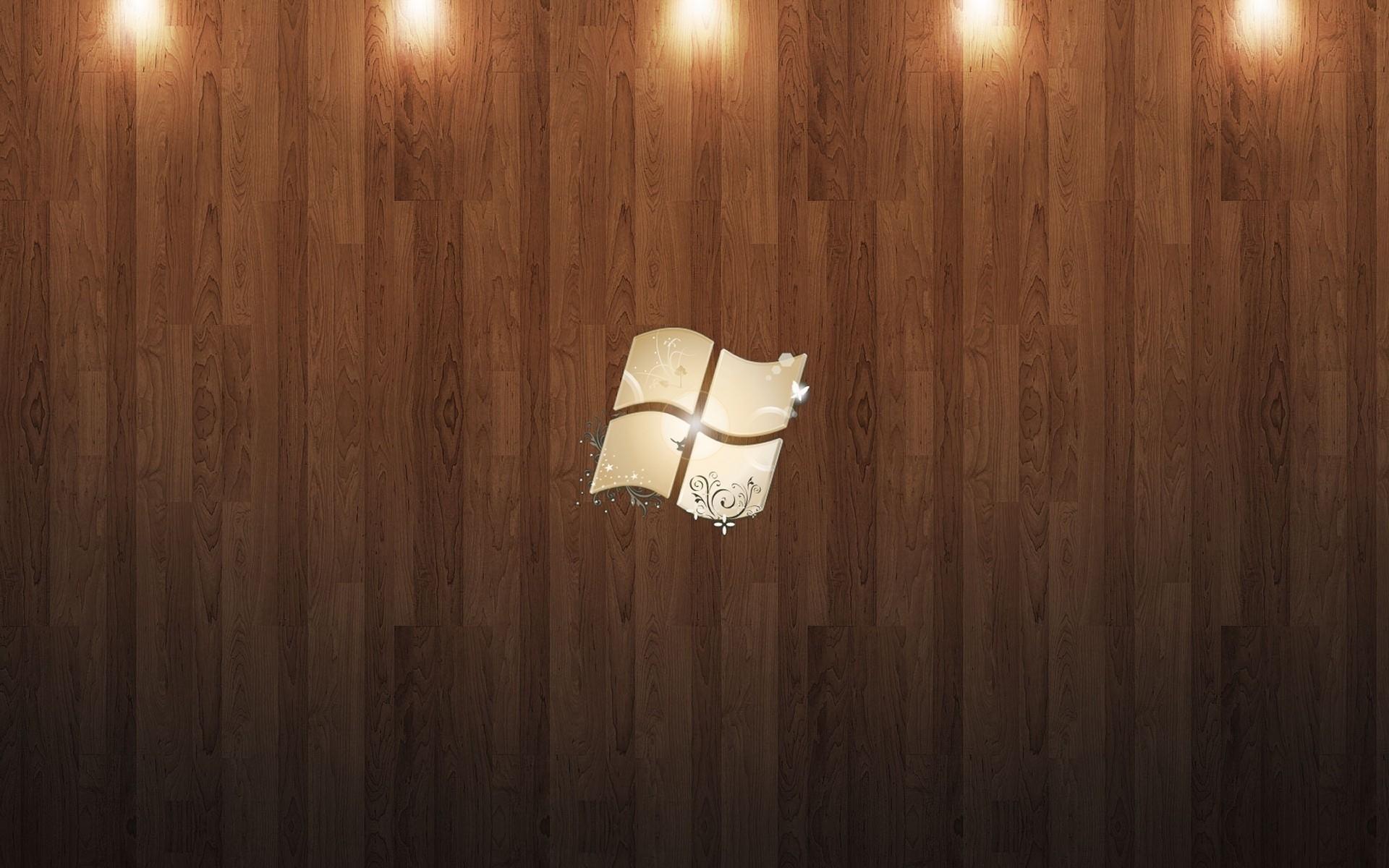 windows on wood computer desktop wallpaper hd. - media file