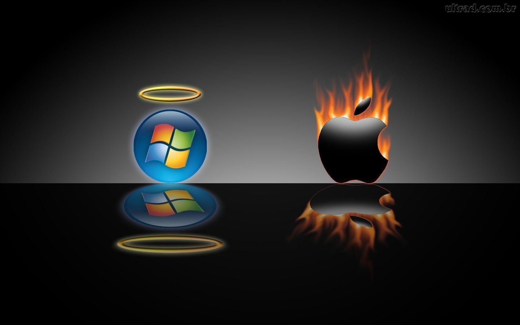 windows vs mac wallpapers - wallpaper cave