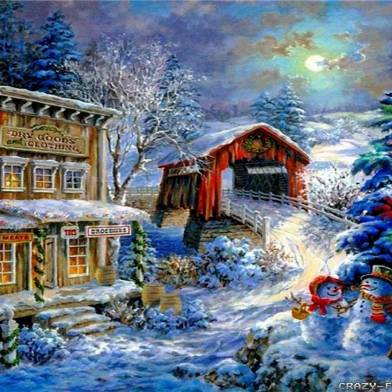 10 Top Desktop Wallpaper Christmas Scenes FULL HD 1920×1080 For PC Desktop 2018 free download winter christmas wallpapers 2 crazy frankenstein 800x800