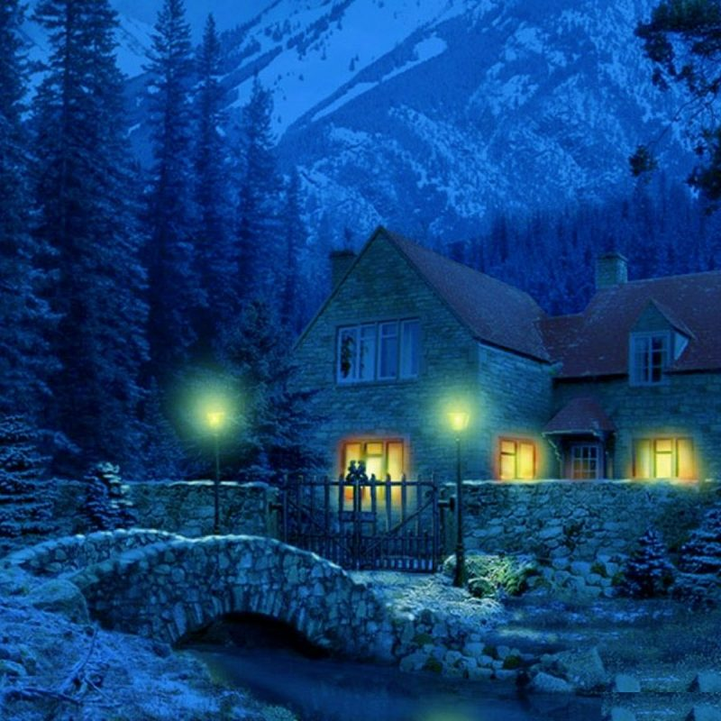 10 Latest Dark Winter Night Wallpaper FULL HD 1920×1080 For PC Background 2020 free download winter evening hd wallpapers this wallpaper 800x800