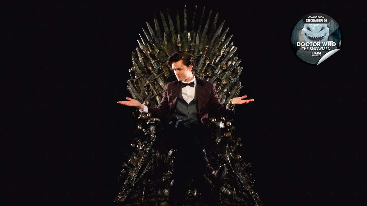 """winter is coming"""" em doctor who - youtube"""