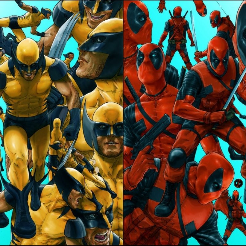 10 Latest Deadpool Vs Wolverine Wallpaper FULL HD 1920×1080 For PC Background 2018 free download wolverine and deadpool studiesruddiger on deviantart 800x800