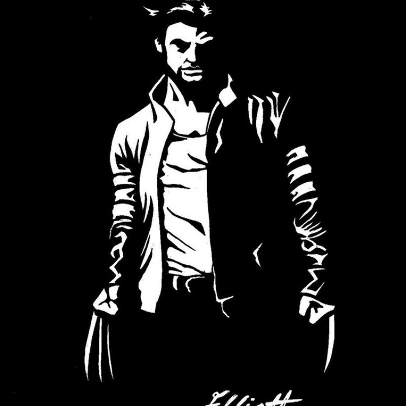 10 New Wolverine Black And White Wallpaper FULL HD 1080p For PC Background 2021 free download wolverine black whiteell shmell on deviantart 800x800
