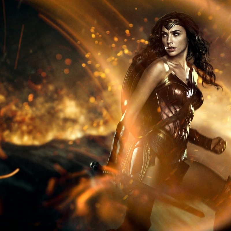 Wonder Woman Desktop Wallpaper