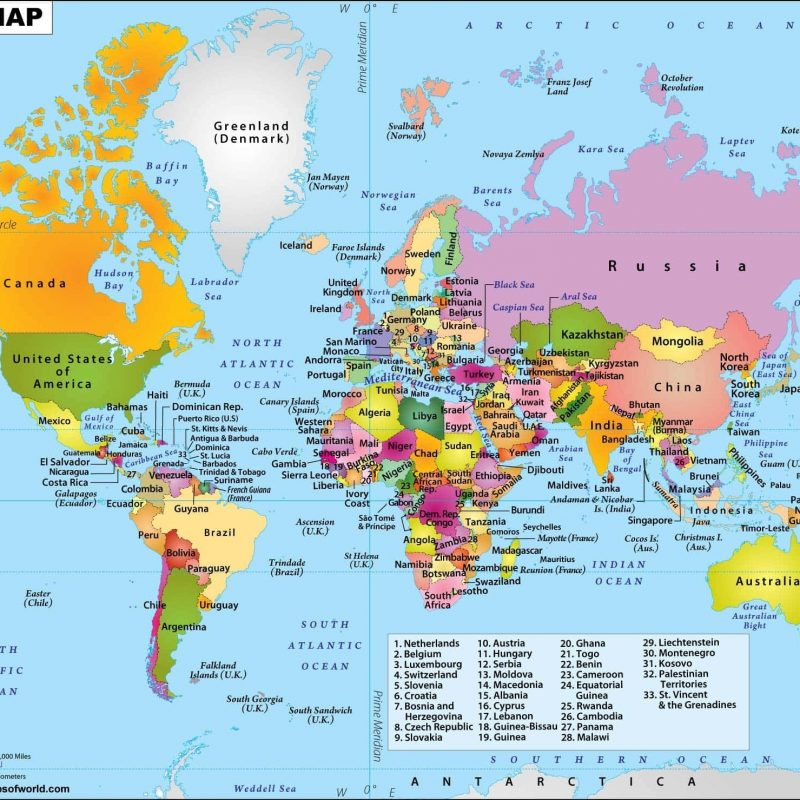 10 Most Popular Detailed World Map High Resolution FULL HD 1920×1080 For PC Background 2021 free download world map 3 800x800
