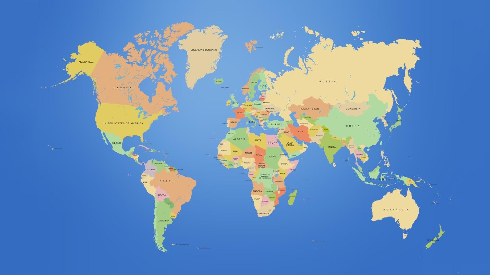 world map desktop wallpaper group (0+)