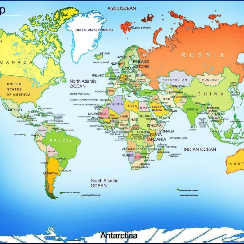 10 New World Map Hd Image FULL HD 1920×1080 For PC Desktop 2020 free download world map free large images 800x800