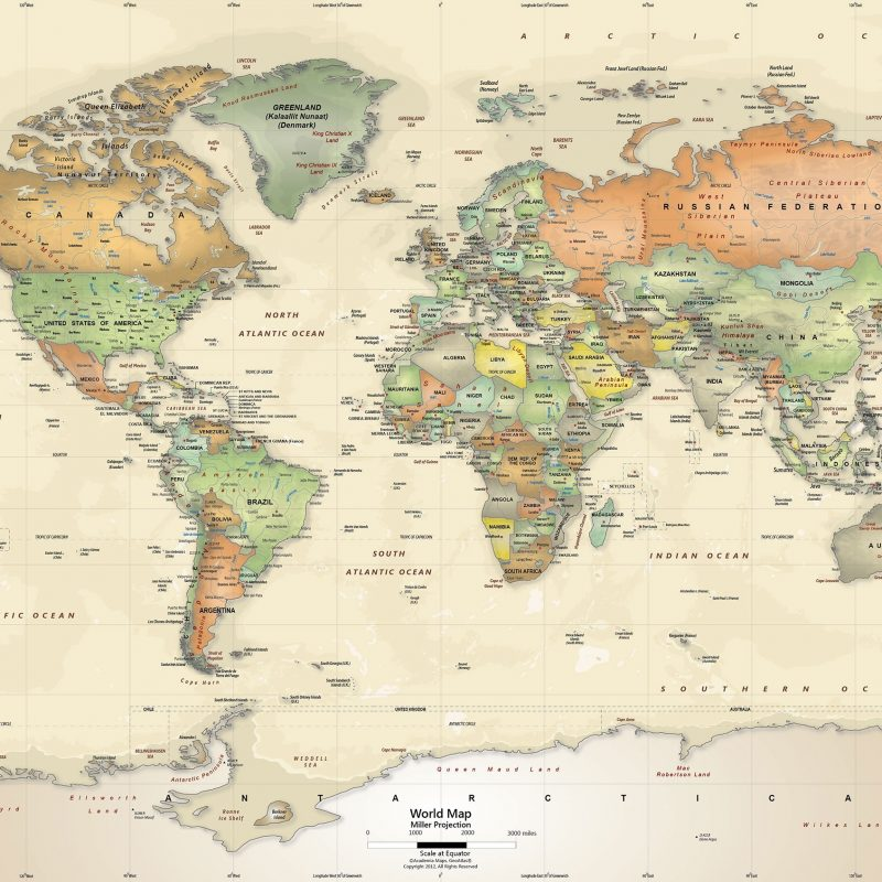 10 Top World Map High Resolution Wallpaper FULL HD 1920×1080 For PC Desktop 2021 free download world map wallpaper 24 800x800