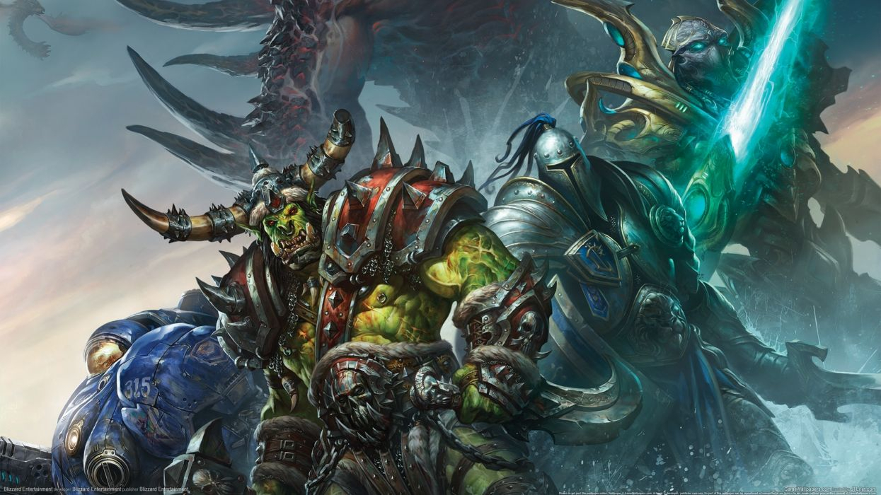 world of warcraft ( wow ) orc warrior armor horns games fantasy