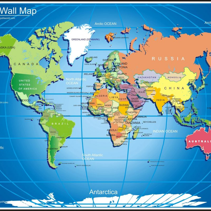 10 New World Map Hd Image FULL HD 1920×1080 For PC Desktop 2018 free download world political map hd images inspirationa hd world map wallpaper 14 800x800