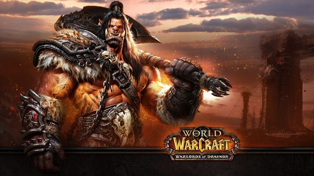 world warcraft warlords draenor fantasy wow wallpaper | 1920x1080