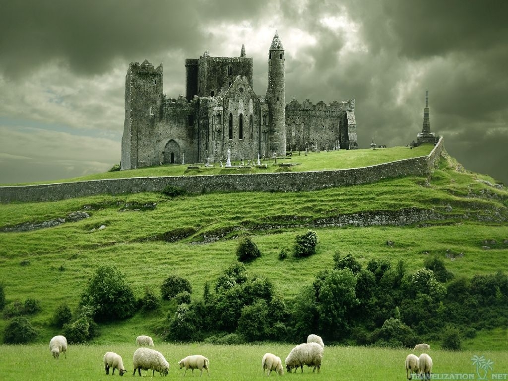 would like to drive throughout ireland to see it's countryside and