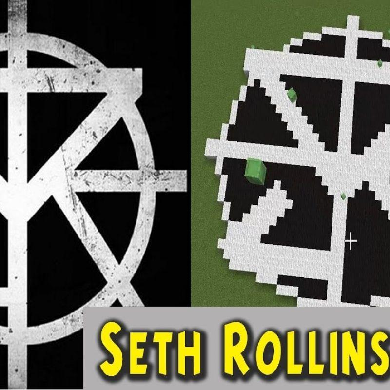 10 New Wwe Seth Rollins Logo FULL HD 1080p For PC Desktop 2021 free download wwe seth rollins minecraft logo youtube 800x800
