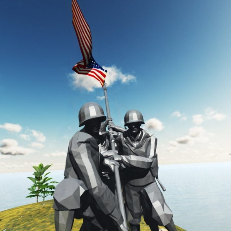10 Best Iwo Jima Flag Raising Color FULL HD 1920×1080 For PC Background 2018 free download wwii iwo jima flag raising projectahmed7193 on deviantart 800x800