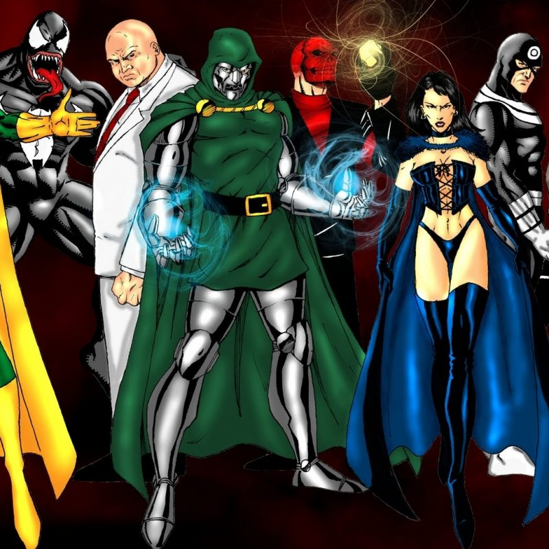 10 Most Popular All Marvel Villains Names And Pictures FULL HD 1920×1080 For PC Background 2018 free download x men characters villains wilson art marvel villains comic book 800x800