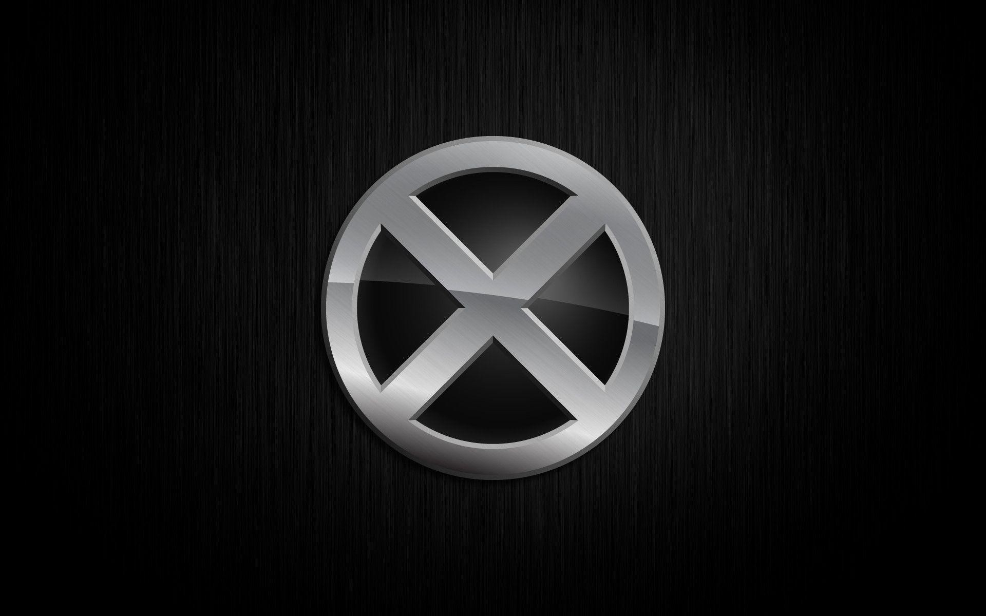 x men logo wallpaper (68+ images)