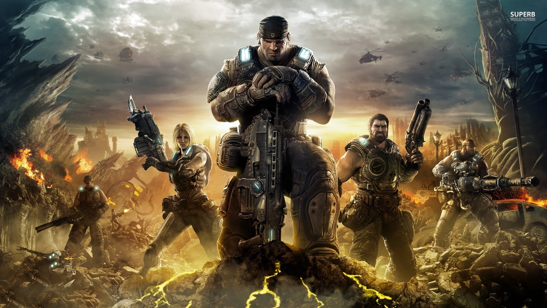 xbox one] forcément, un gears of war hd-remaster-2.0-2015-top-génial