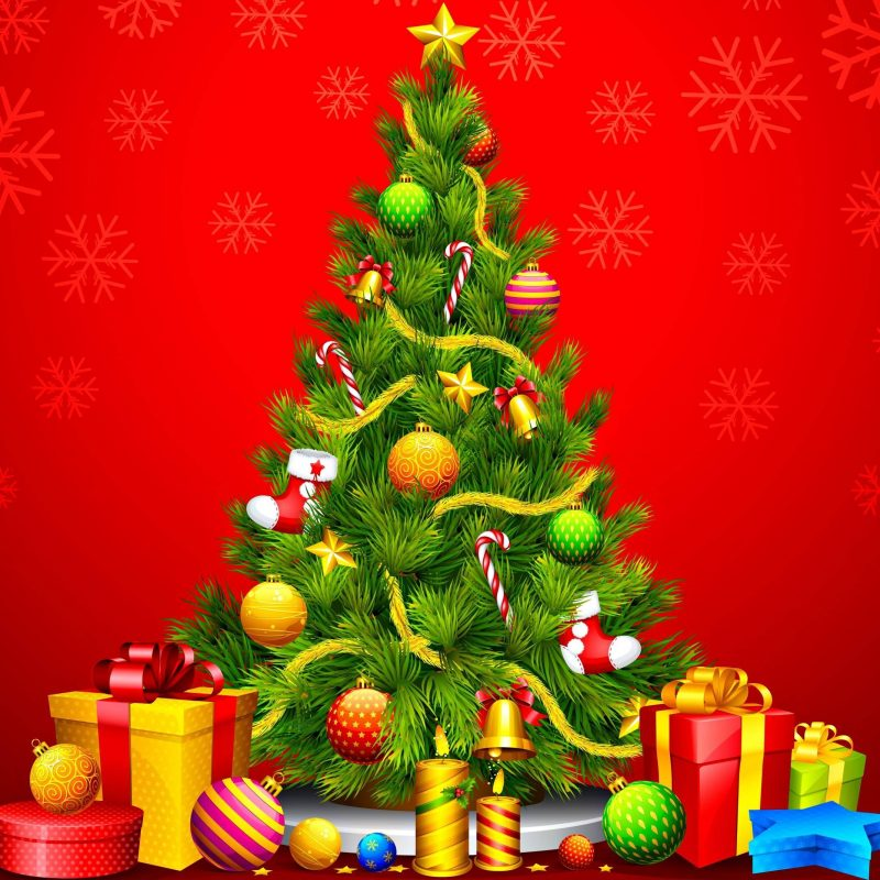 10 Best Christmas Tree Phone Wallpaper FULL HD 1080p For PC Background 2021 free download xmas tree wallpapers wallpaper cave 1 800x800